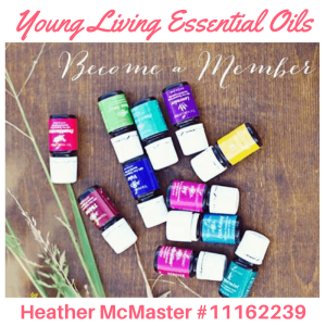 Young Living Essential Oils - Become a Member today