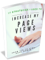 how to increase your page views