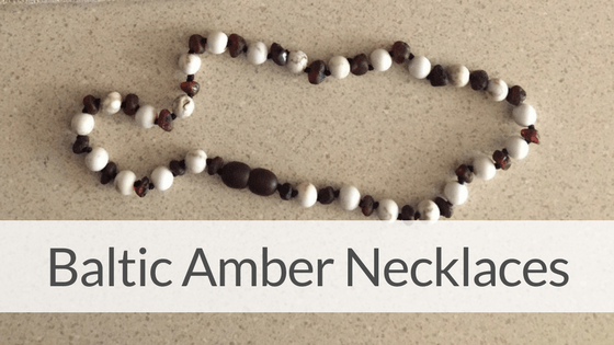 How Baltic Amber Relieved My Son's Teething Pain?