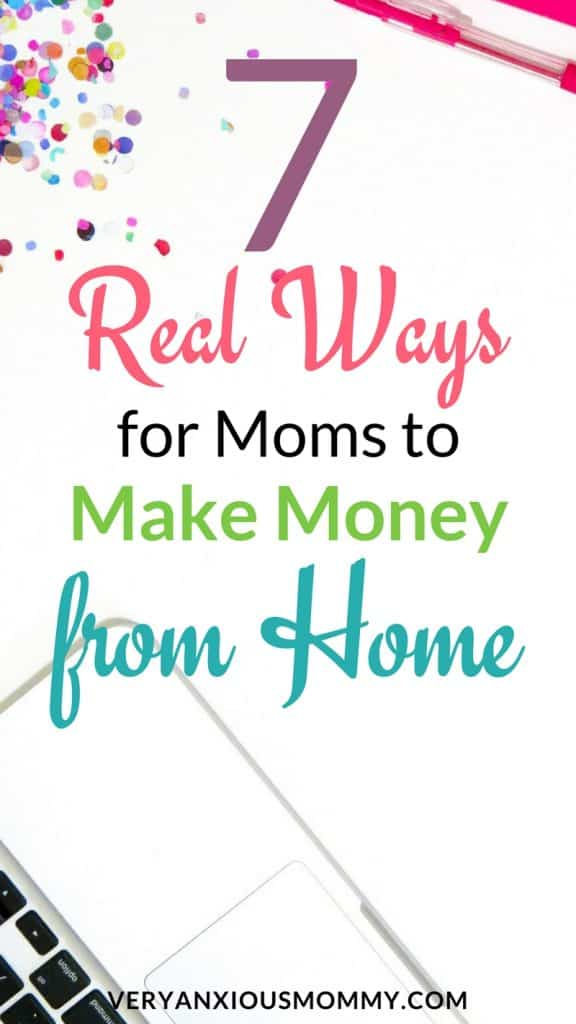 7 Real Ways Stay at Home Moms Can Supplement their Household Income  Online Jobs from Moms  Make Money Blogging  Start a Blog  Very Anxious Mommy   How to earn money as a stay at home mom online   Work from home mom 