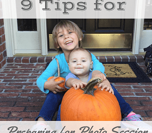9 Tips to Prepare your Family for a Photo Session