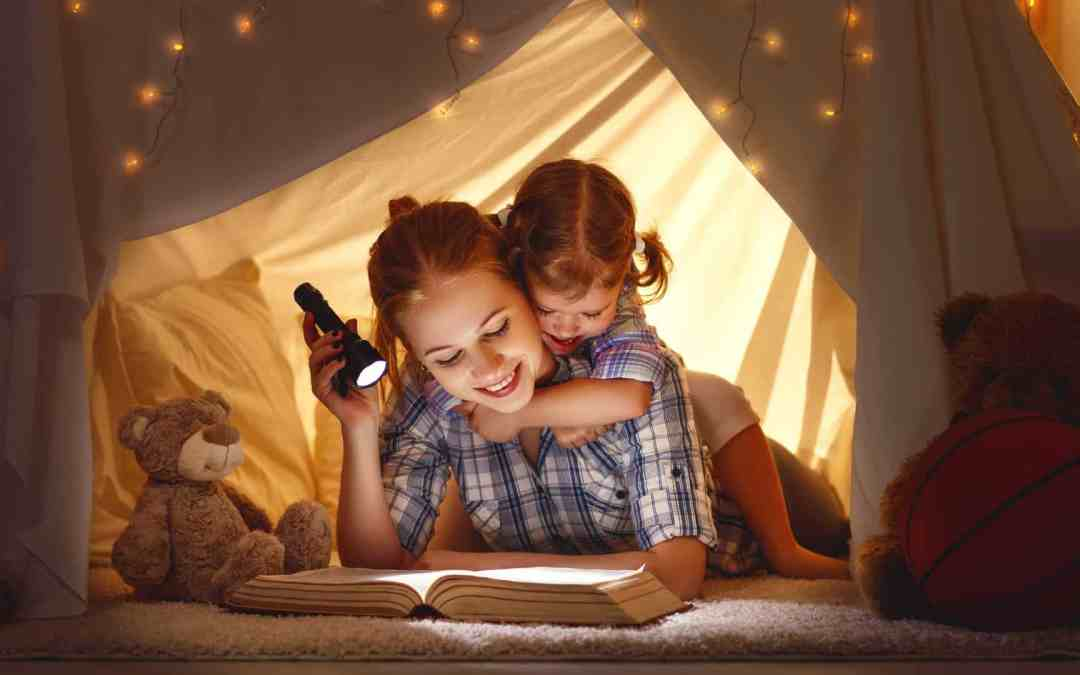 5 Bedtime Stories Your Kids Will Love