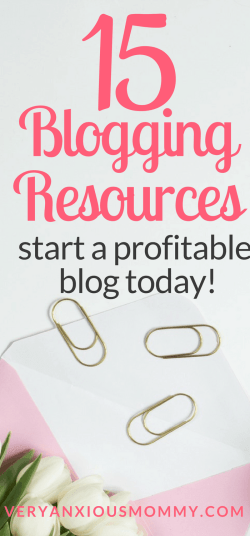 12 Essential Blogging Resources for a Money Making Blog!
