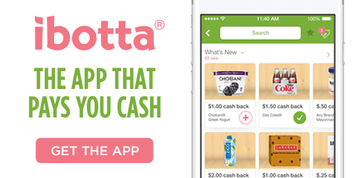 Ibotta the rebate app that pays you cash