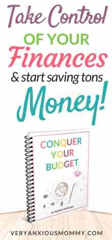 conquer your budget save money and live your dreams veryanxiousmommy.com (2)
