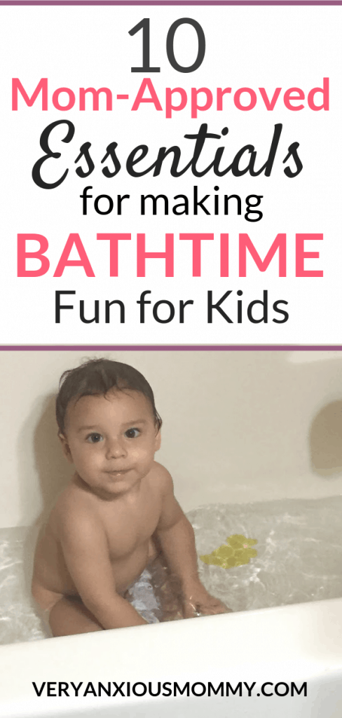 Bath time is one of my absolute favorite parts of the evening. Here are my most loved products for making the bath fun and so much easier for active toddlers. toddler bathtime, must-have bathtime items. #bathtime, bathtime fun for kids, #bathtimeessentials, bathtime for baby #bathtimeproducts