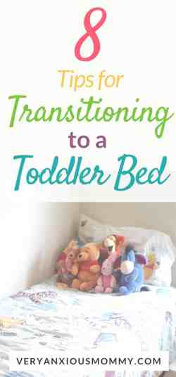 8 Tips for Making a Smooth Transition to a Toddler Bed (1)
