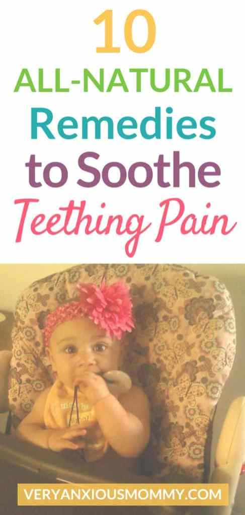 10 All-Natural Teething Remedies to Soothe Your Irritable Baby ... 2bc09ad9e
