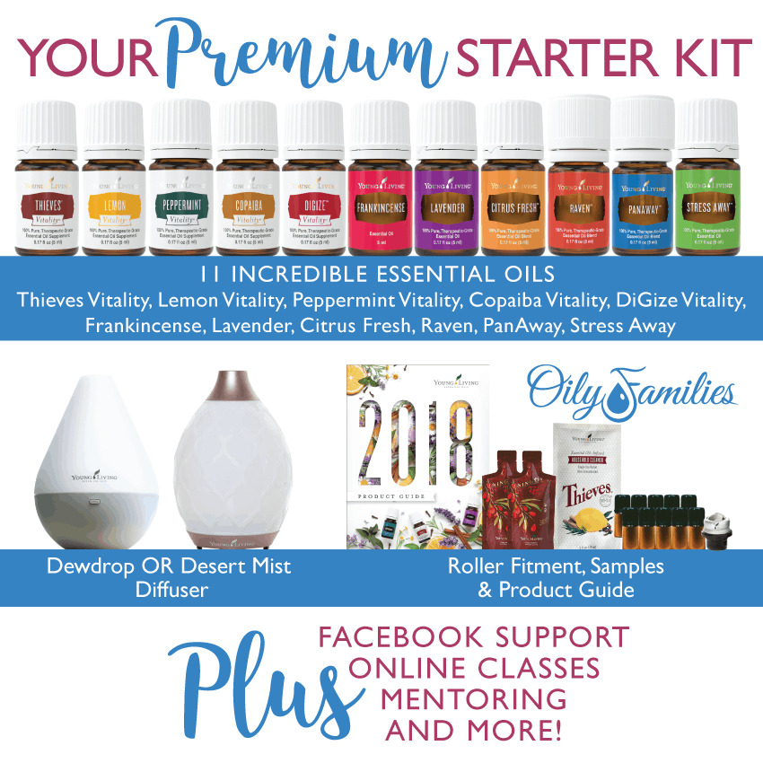 Why Should You Choose Young Living Essential Oils?