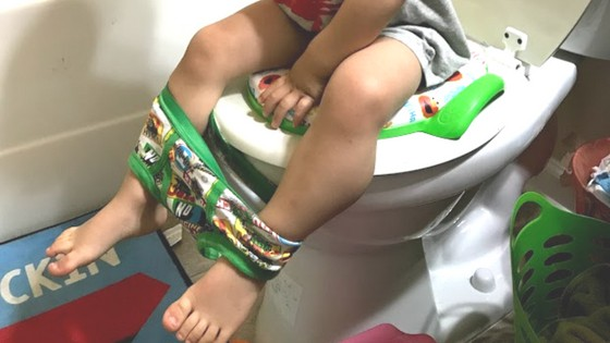 10 Terrific Products that will make Potty Training a Breeze
