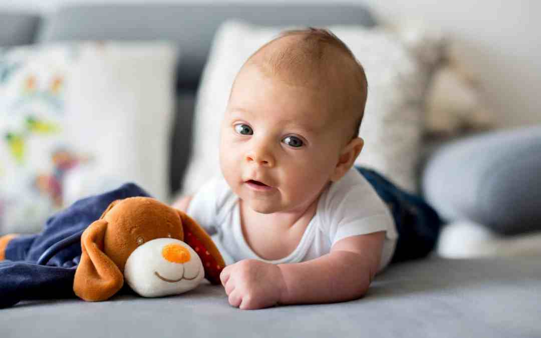 12 Tips for Helping Your Baby Enjoy Tummy Time