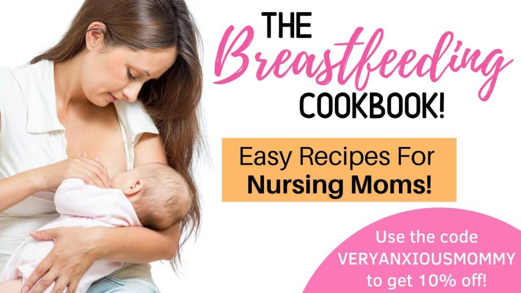 The Breastfeeding Cookbook