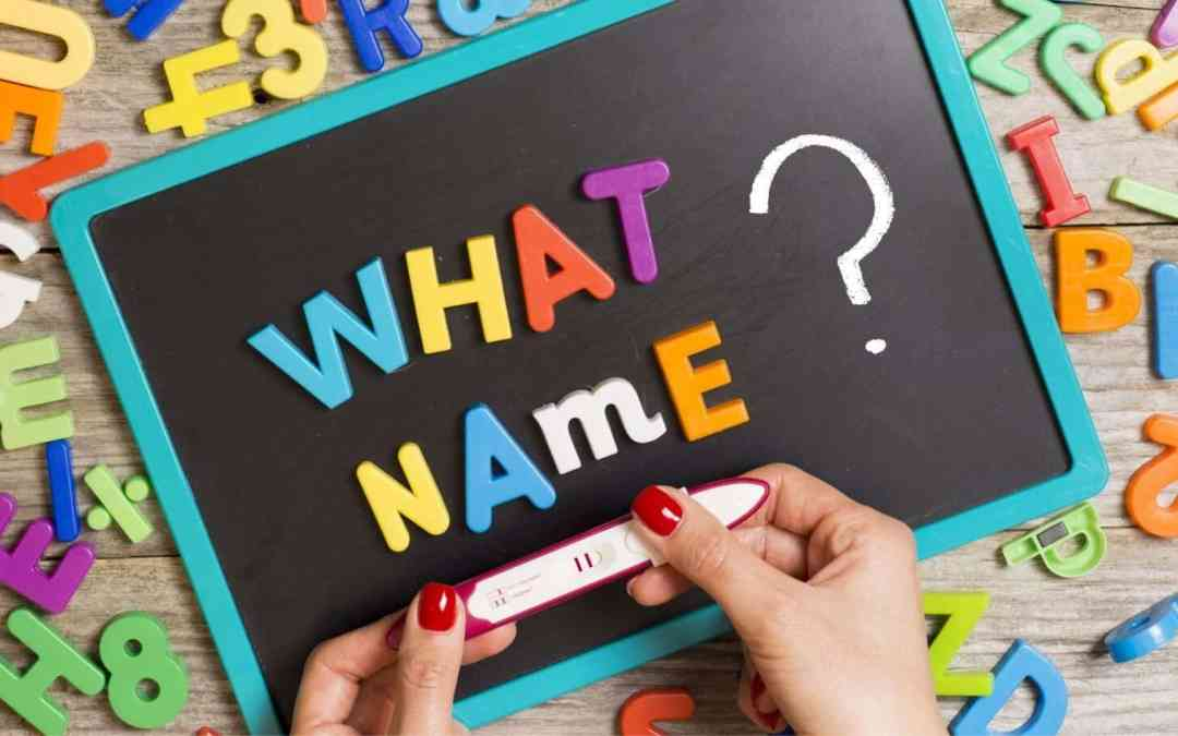 16 Tips for Choosing the Perfect Baby Name