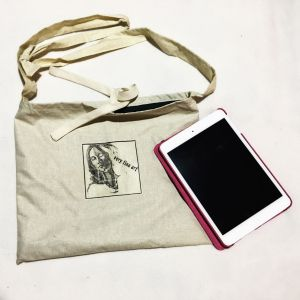 Very Fina Art Shoulder Bag