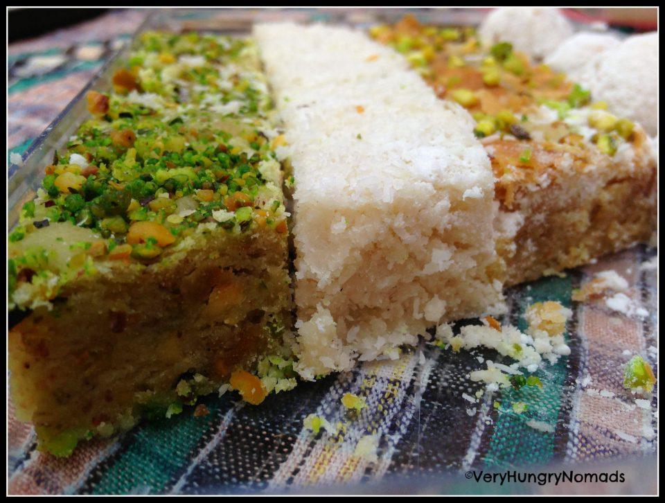 Iran - Sweet treats