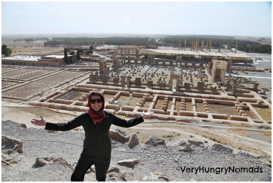 travel to iran persepolis