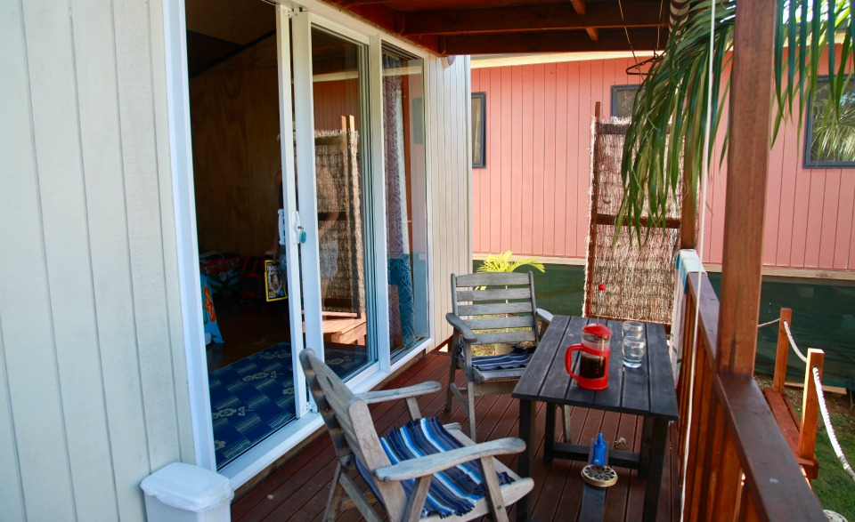 budget accommodation muri beach cook islands