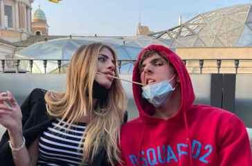 Chiara Nasti e Nicolò Zaniolo si sono lasciati: la conferma della fashion blogger