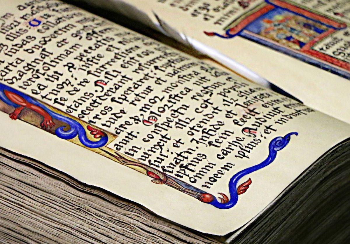 ¿Qué es un Palimpsesto?