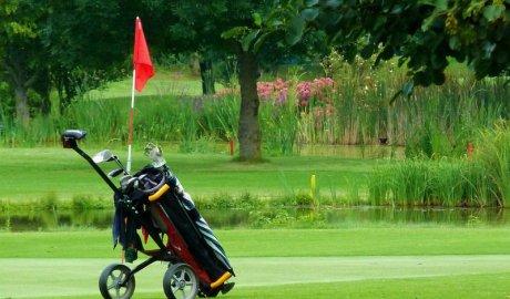 Golf deporte saludable