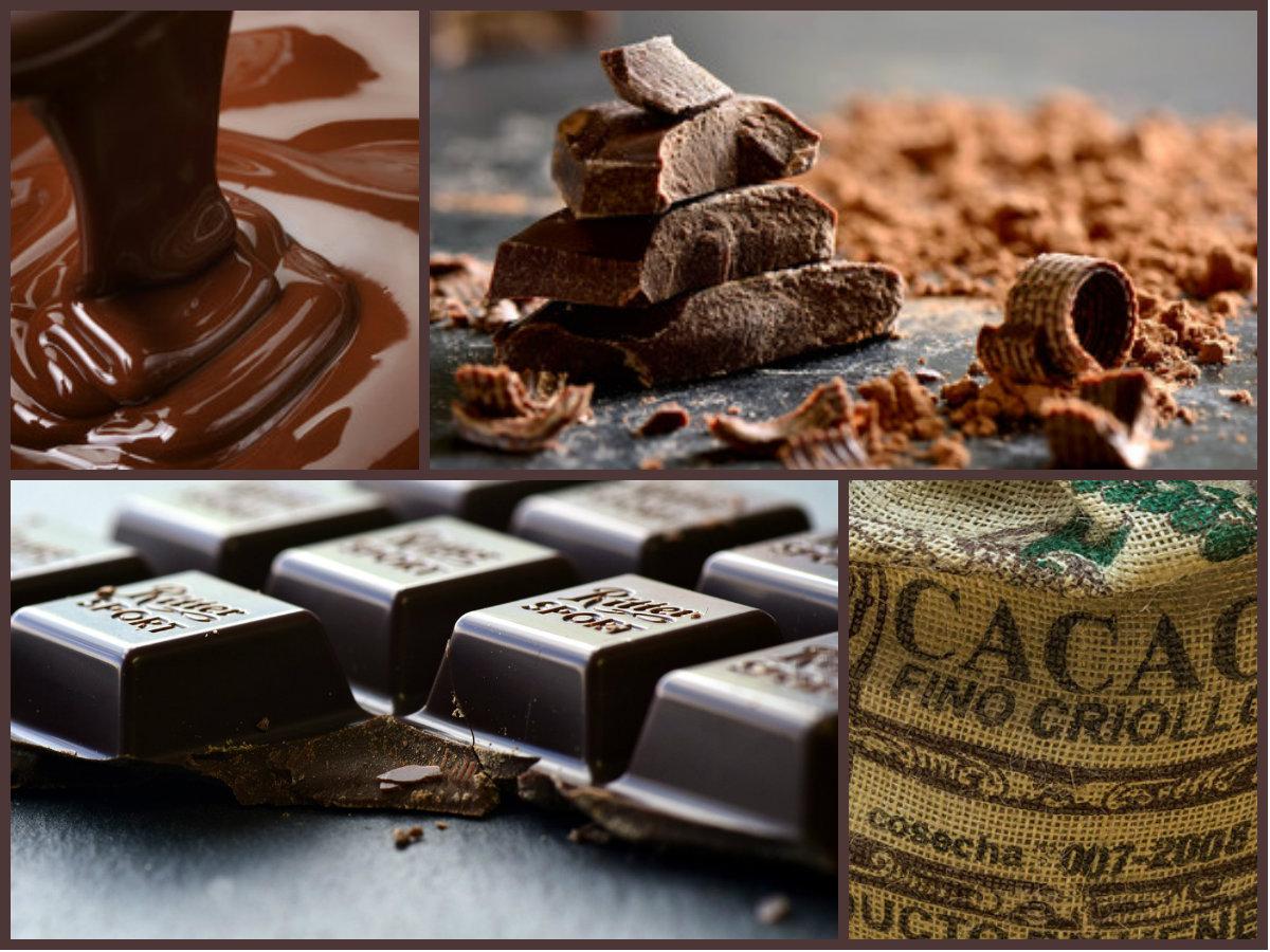 El chocolate, dulce tentación