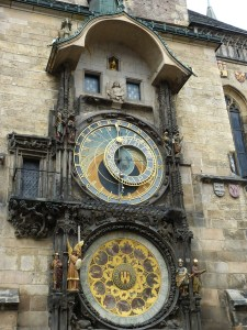 Reloj astronómico Ayuntamiento de Praga