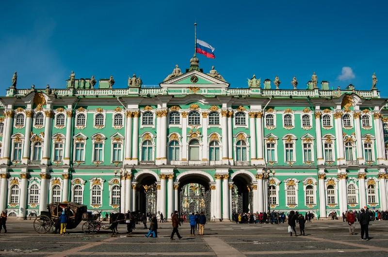 Visitas virtuales a museos: Museo del Hermitage