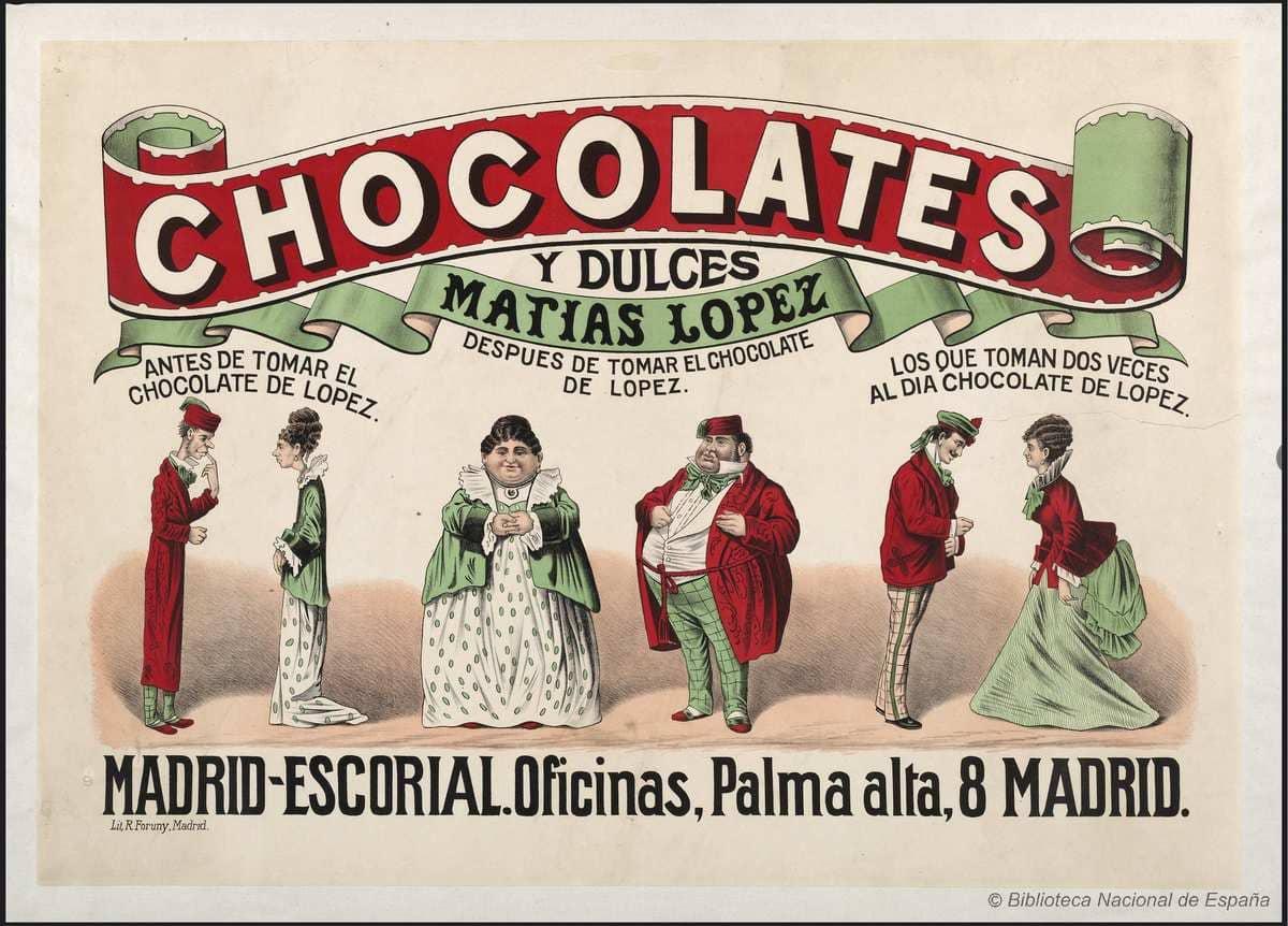 BNE Cartel tienda de chocolate