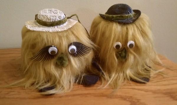 Heidi's Crazy Hairy Creatures
