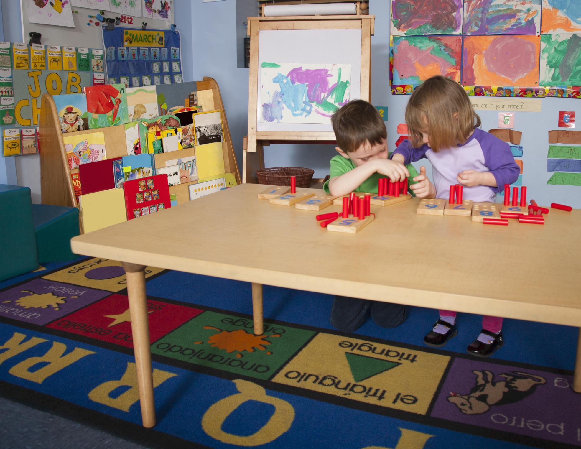 Developmental Or Special Education Preschool