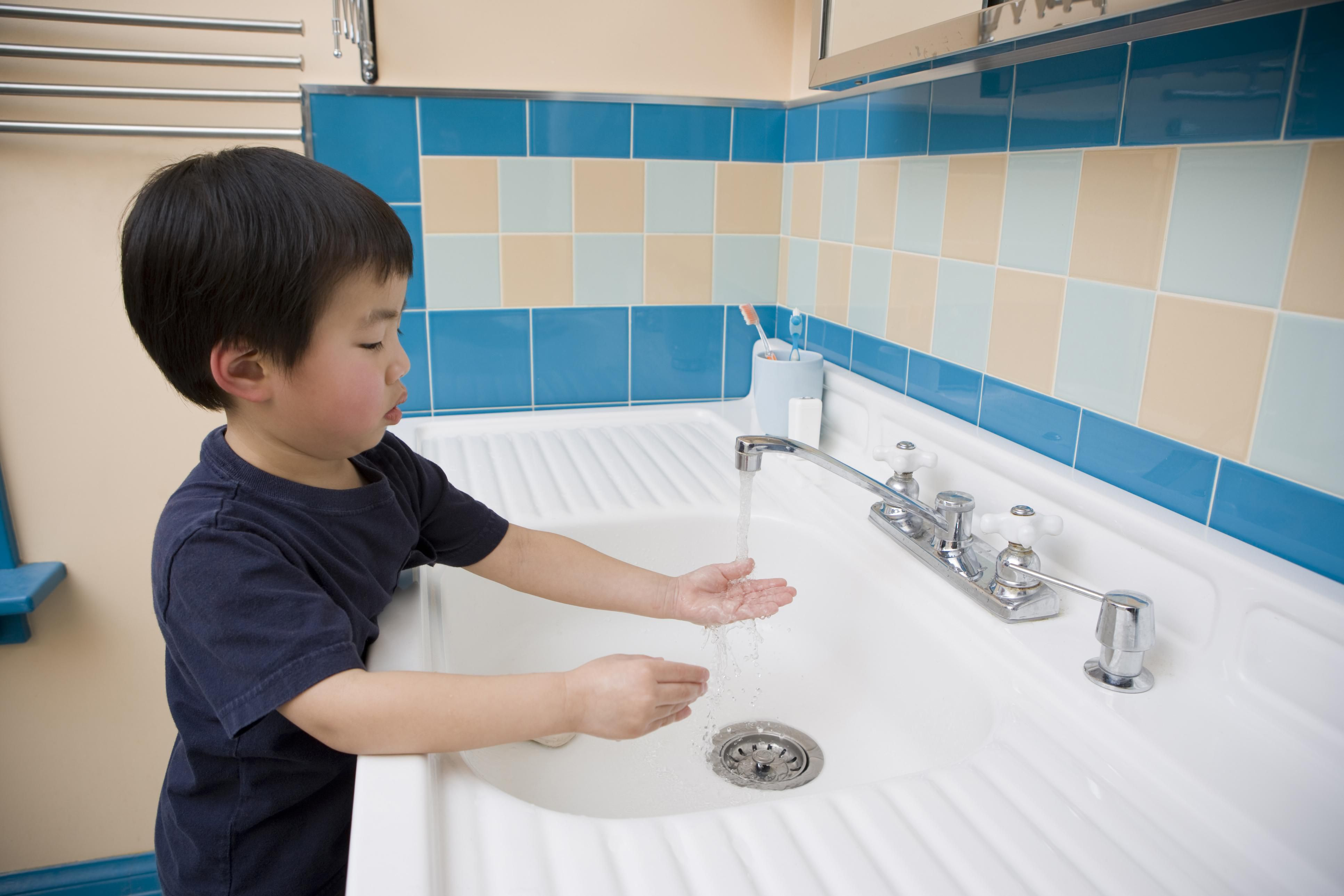 How To Teach Hand Washing To Preschoolers