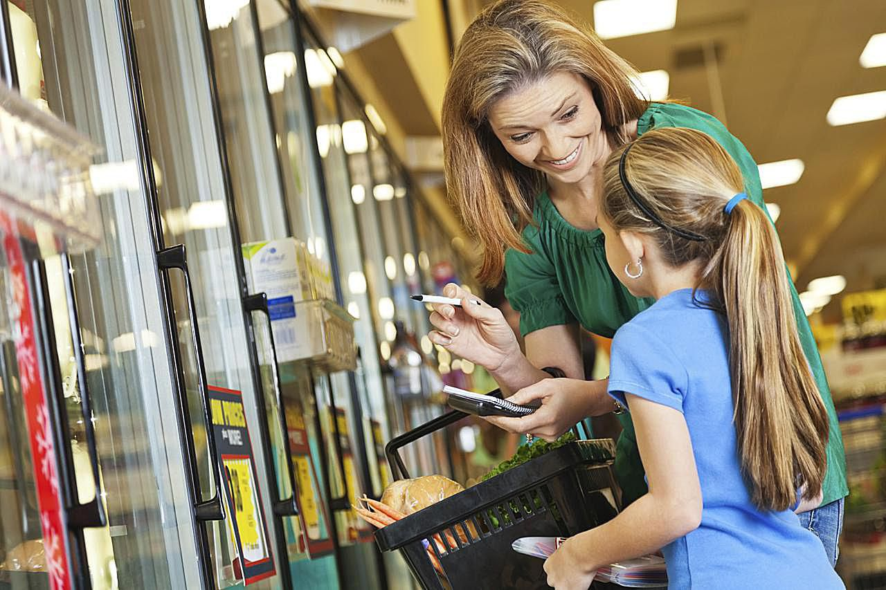 Grocery Store Learning Activities For Kids