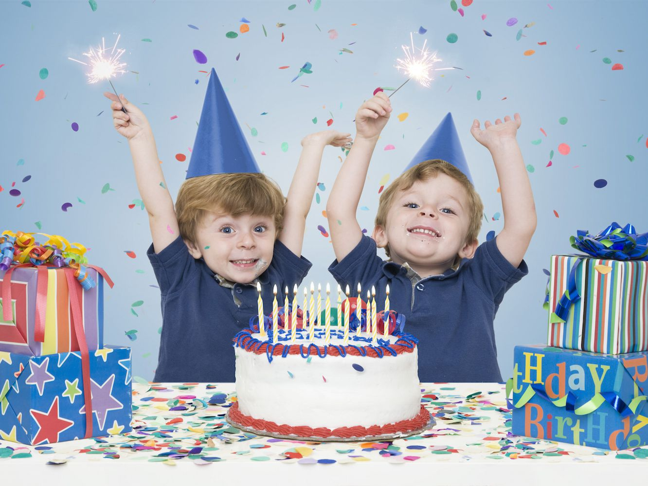 Celebrating Birthdays With Twins And Multiples