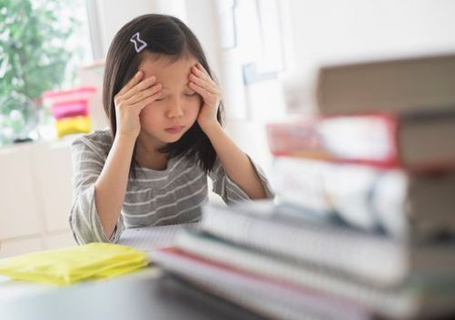 Recognizing Stress in Children and Ways You Can Help