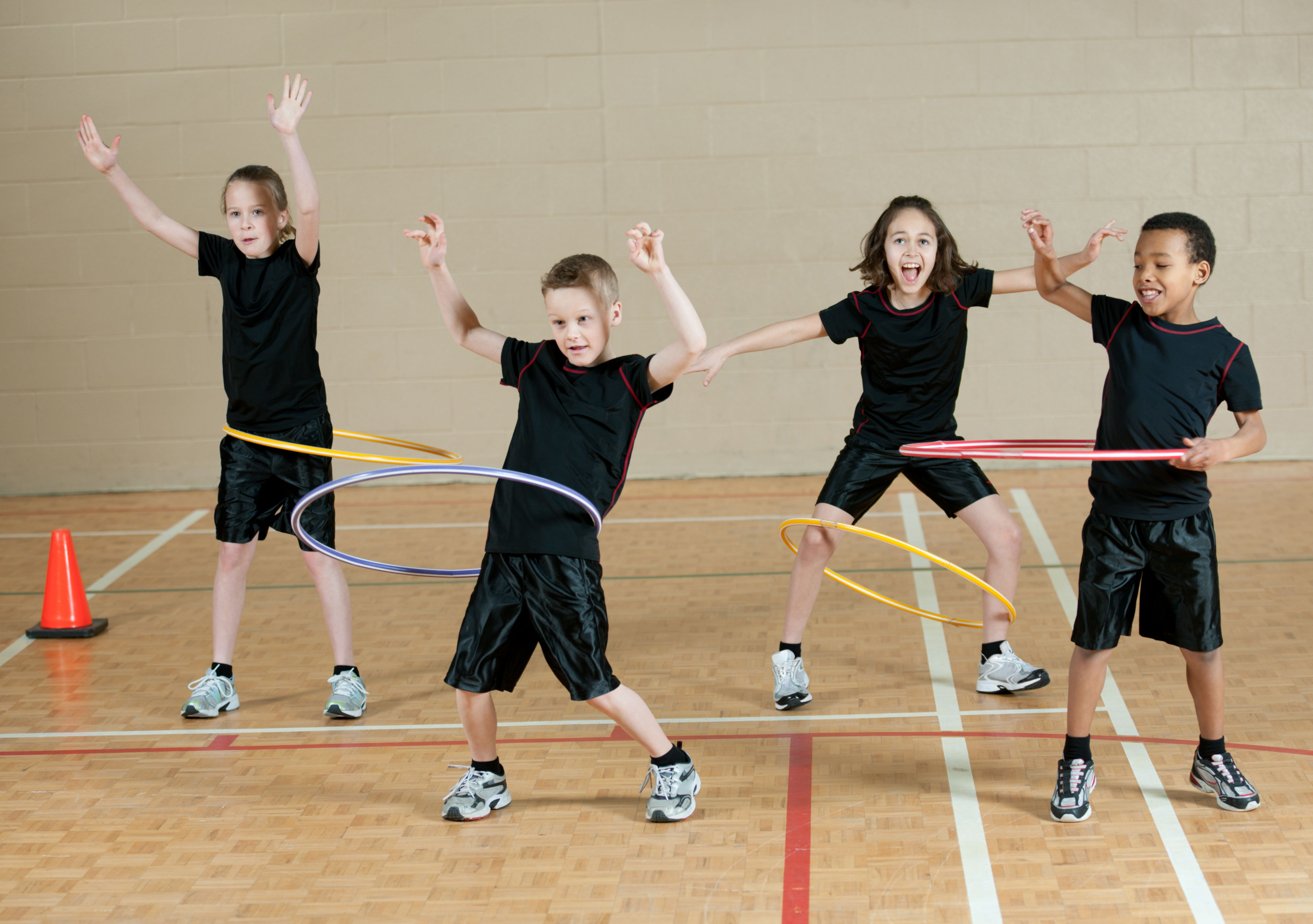 Fitness And Physical Activities For School Aged Kids