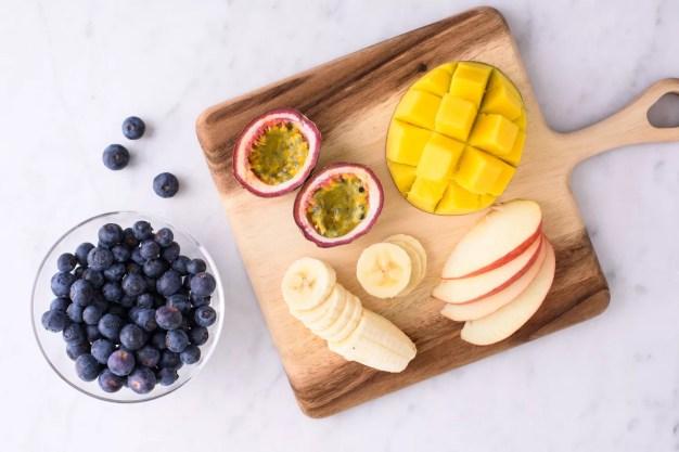 Đồ ăn nhẹ lành mạnh cho tuổi dậy thì (2)