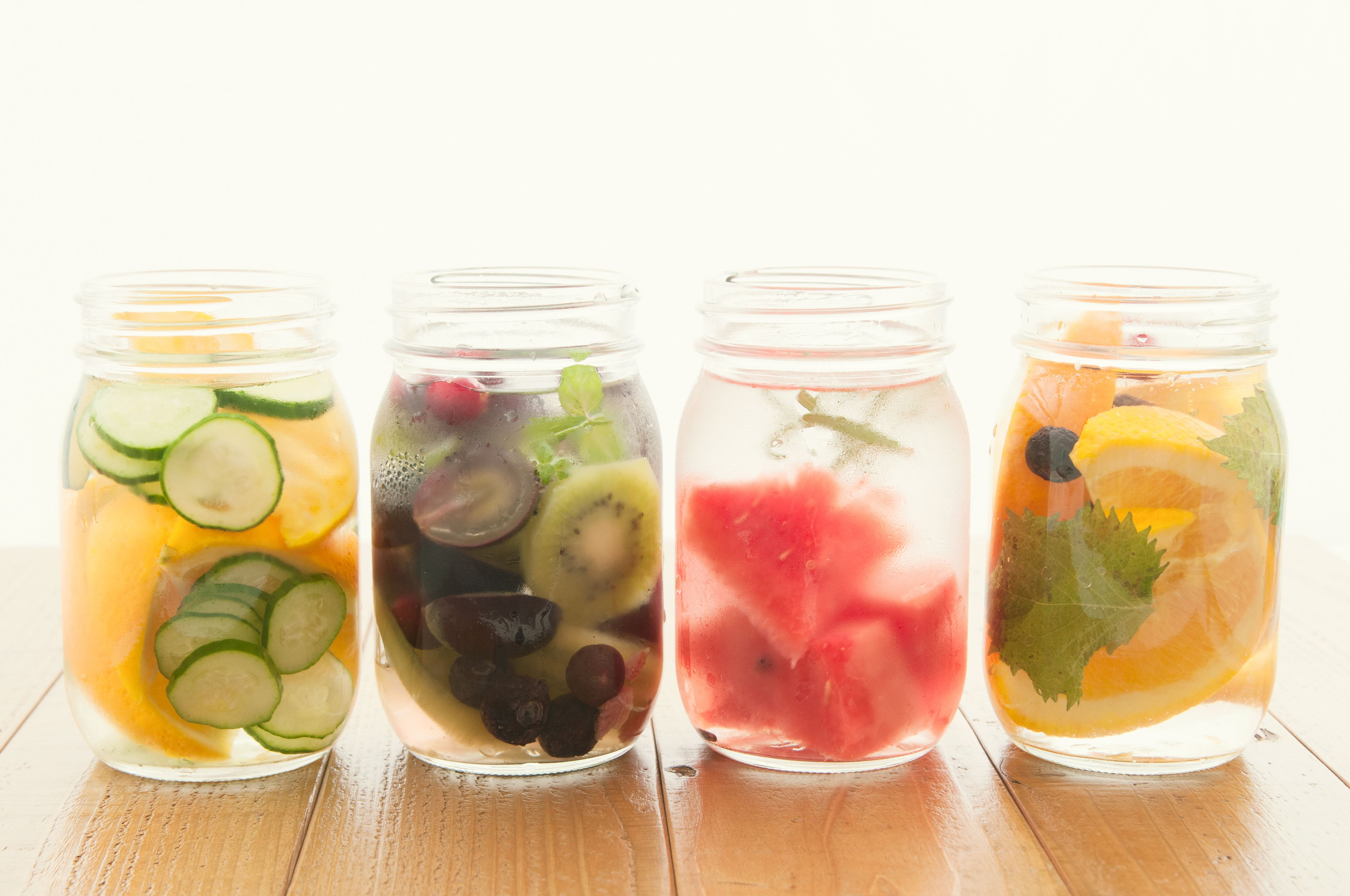 Healthy Flavored Water Recipes For Weight Loss