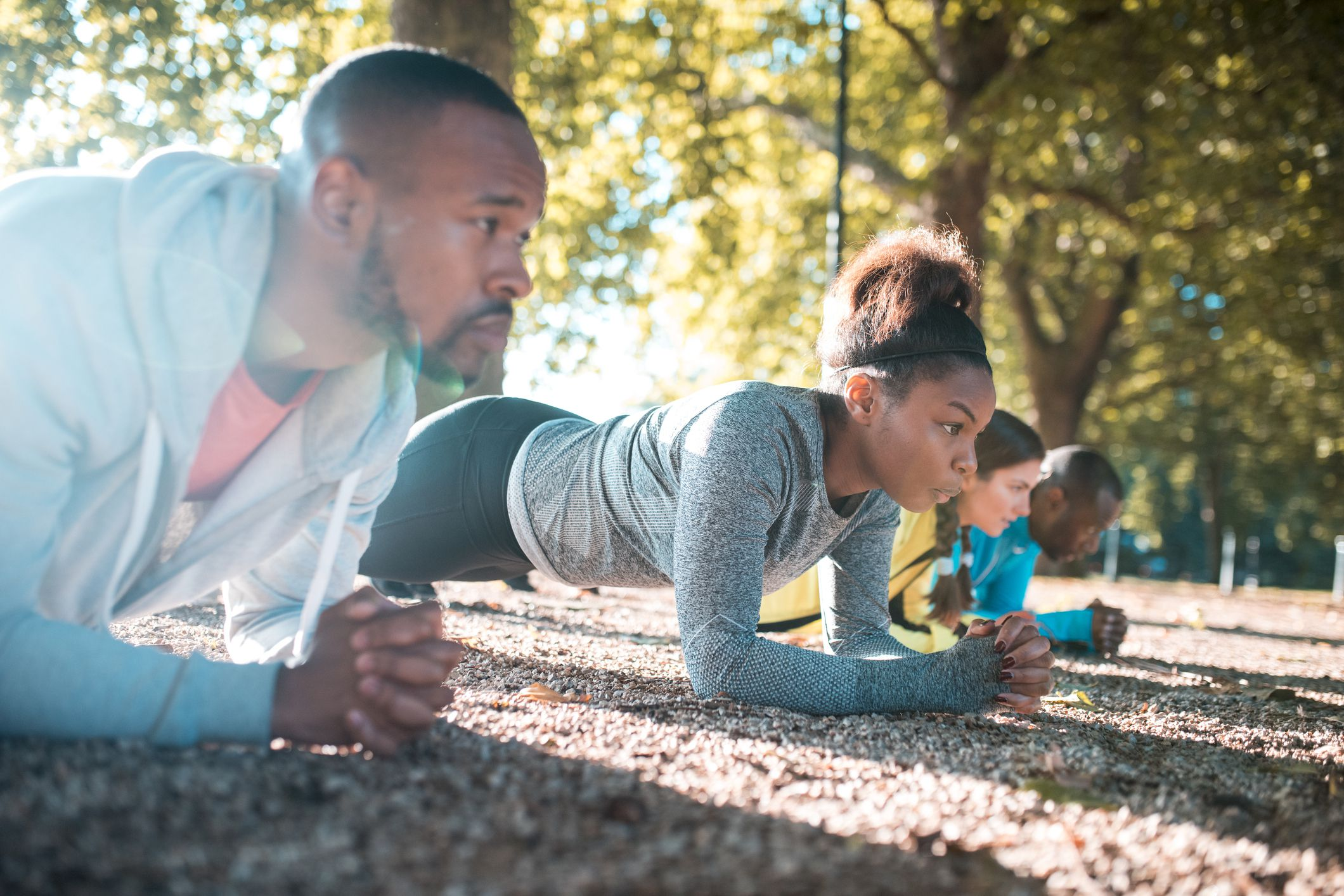 5 Components Of Fitness In A Healthy Exercise Routine