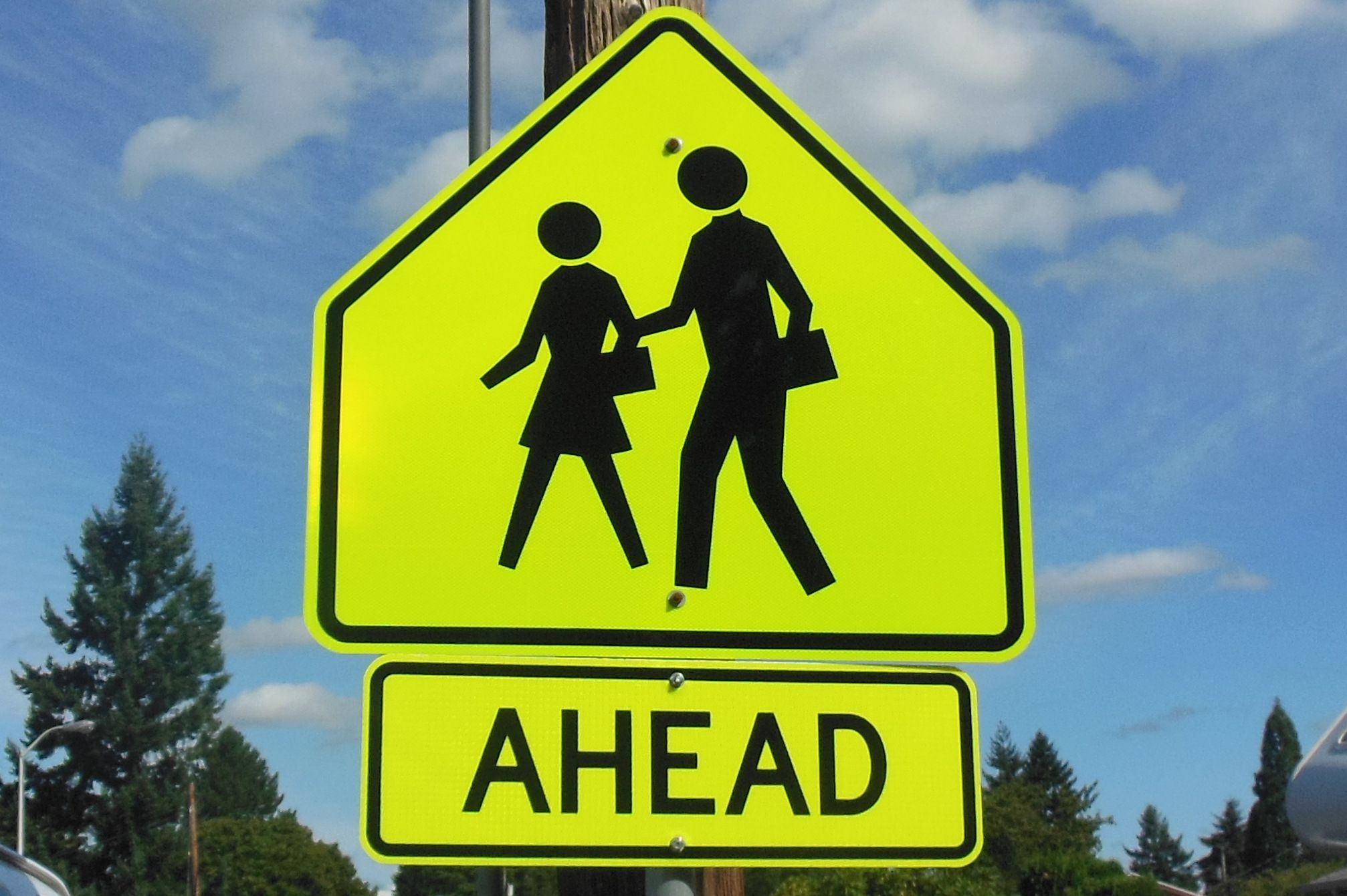 11 Walking Safety Rules Of The Road