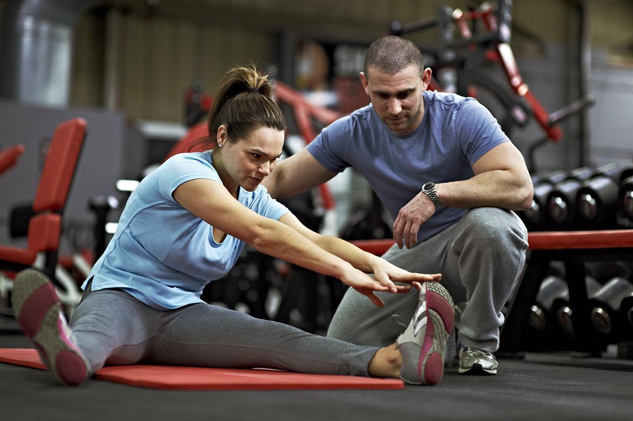 Fitness Testing Cardio Flexibility Strength Body