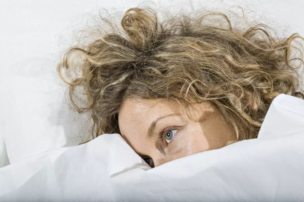 Waking with sleep paralysis is one symptom of narcolepsy, that also causes sleepiness