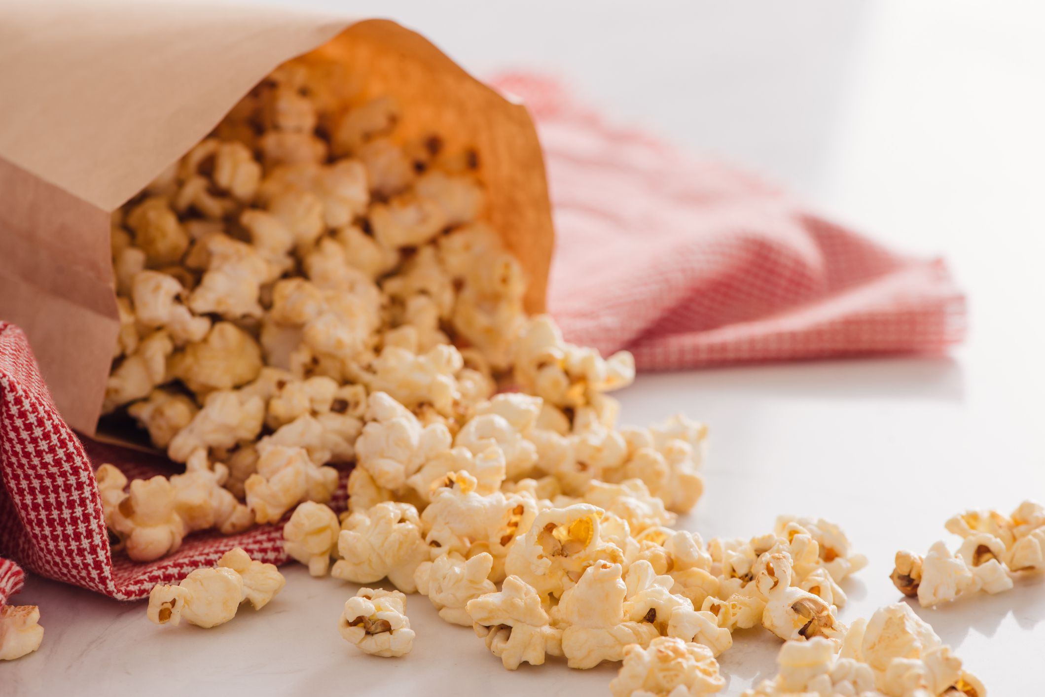 is microwave popcorn a risk for cancer