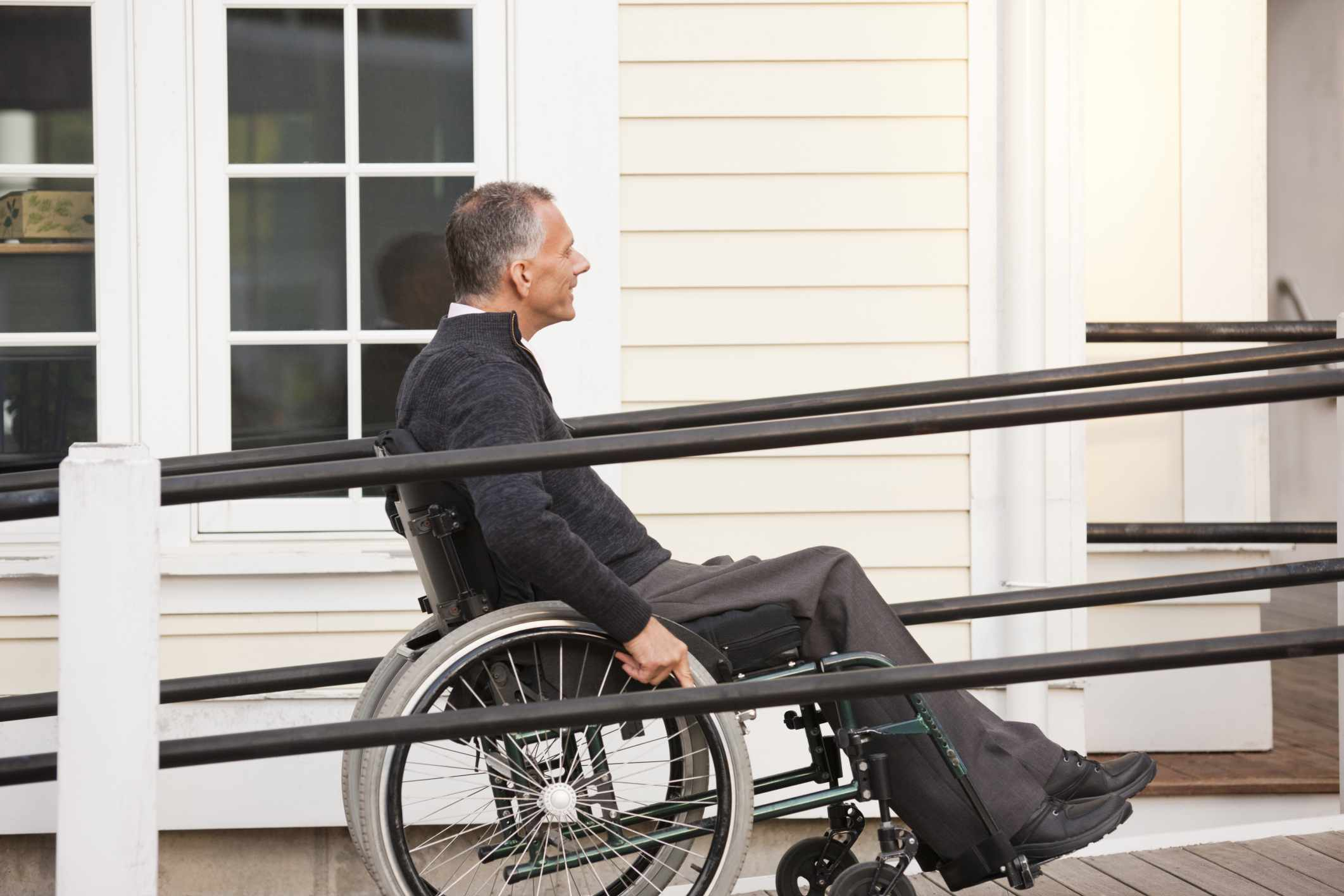 How To Install A Wheelchair Ramp For Your Home