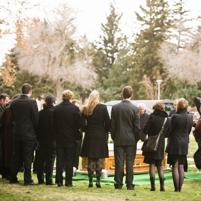What Not to Say at a Funeral