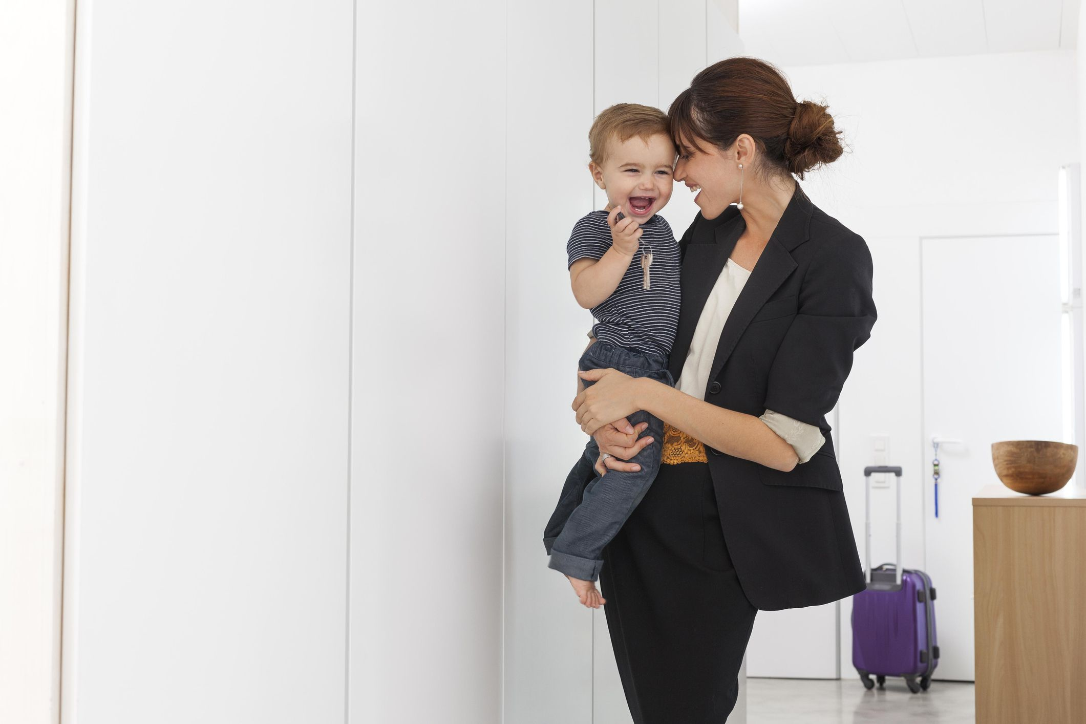 Top Stress Relief Tips For Working Moms