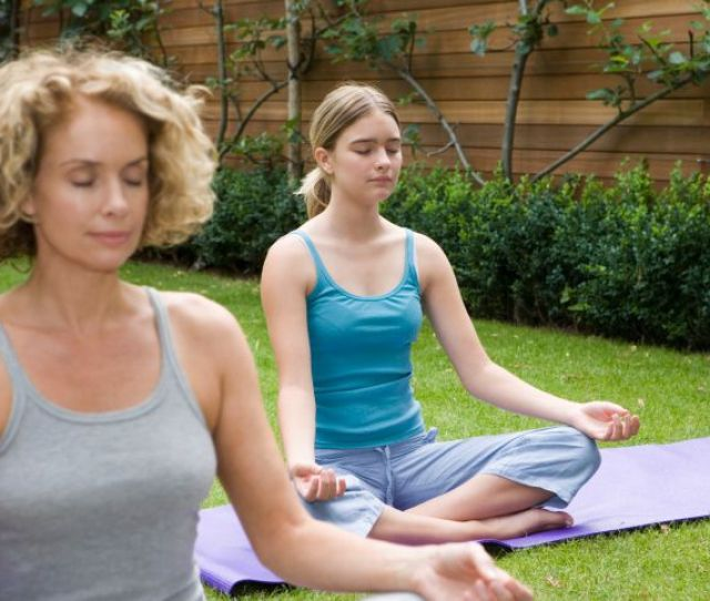 Teach Your Teen How To Relieve Stress Fast