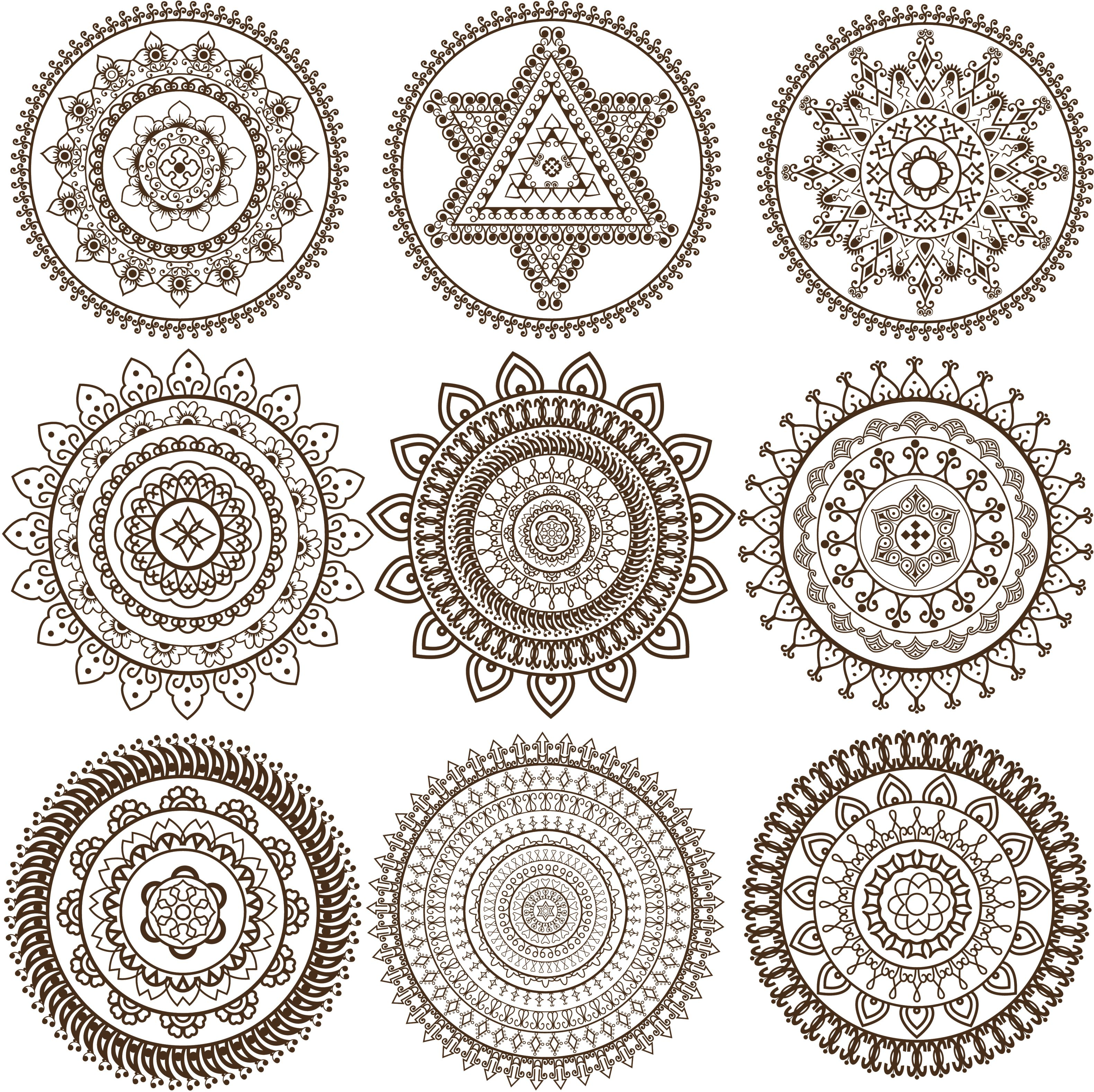 Art Therapy And Mandala Magic These Books Can Bring Inner