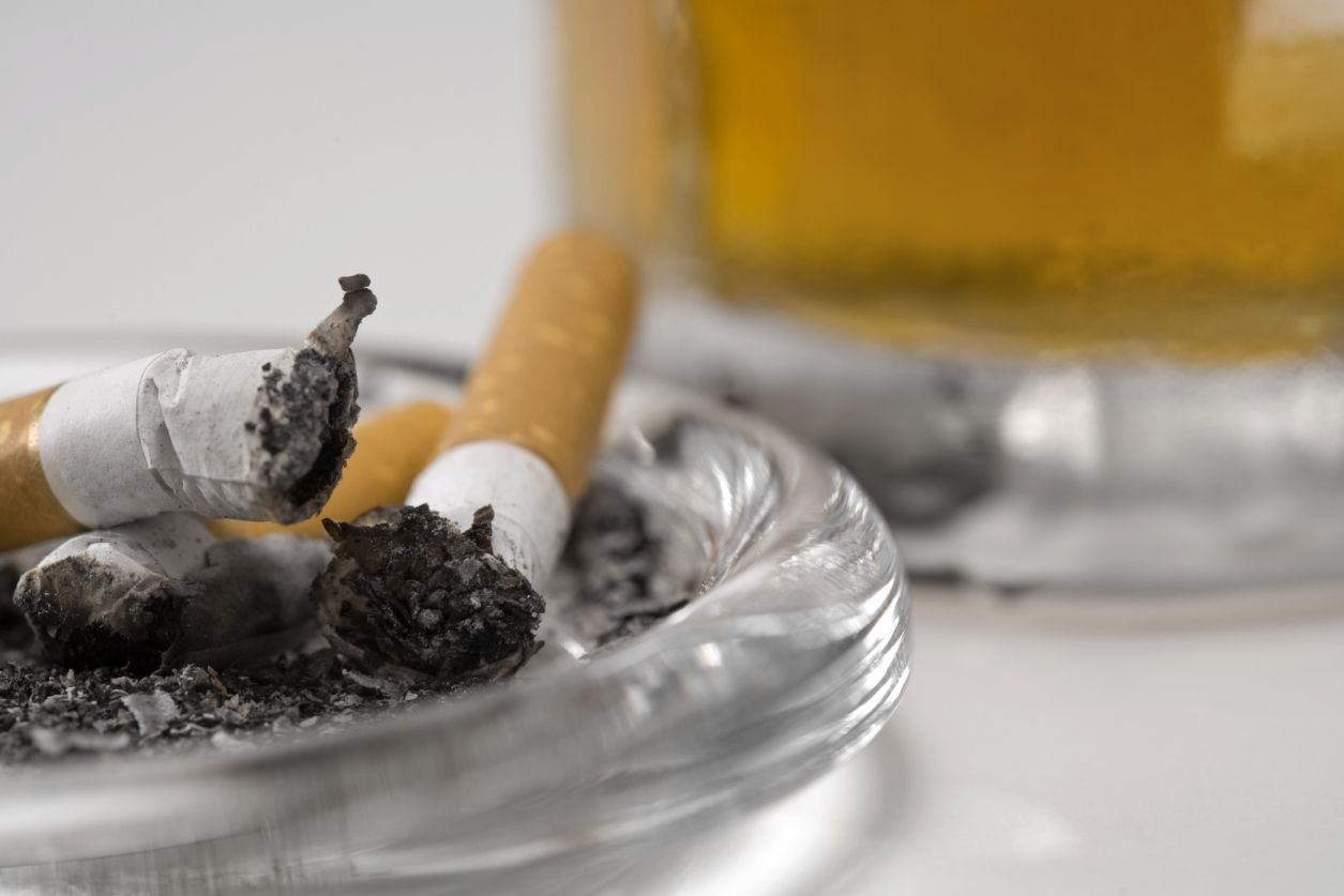 Smoking Tobacco Can Jeopardize Successful Recovery