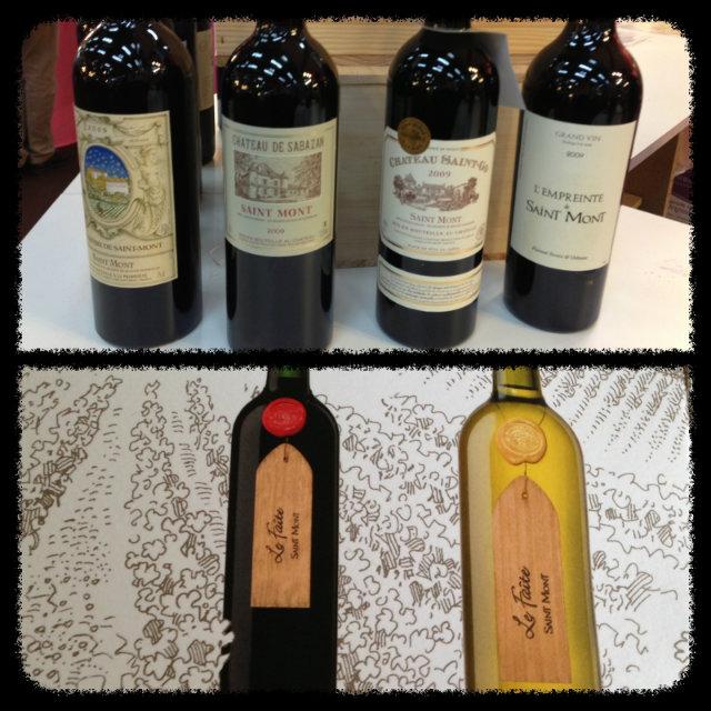 Vins de Saint Mont - Plaimont Producteurs - SISQA 2012
