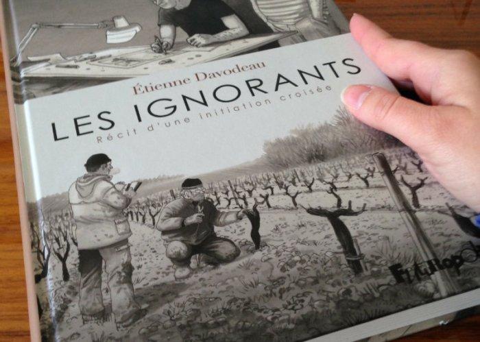 Les-Ignorants-Etienne-Davodeau
